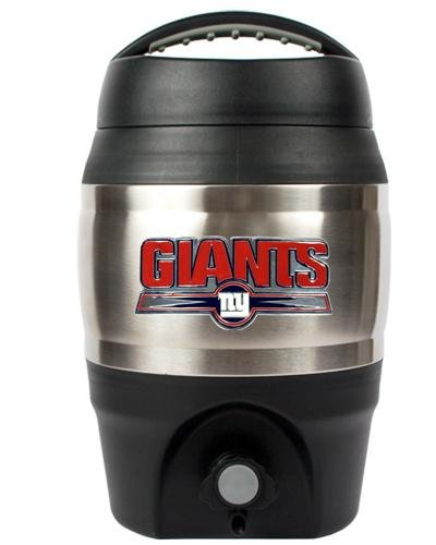 Nfl New York Giants 1 Gallon Tailgate Keg back-640096