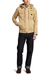 G-Star Raw Men's MFD Field Hooded Bomber Jacket
