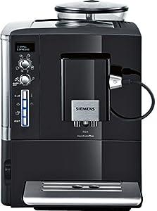 Siemens TE506509DE Kaffee-Vollautomat EQ.5 macchiatoPlus (1.7 l, 15 bar, 1600 Watt, Cappuccinatore) schwarz