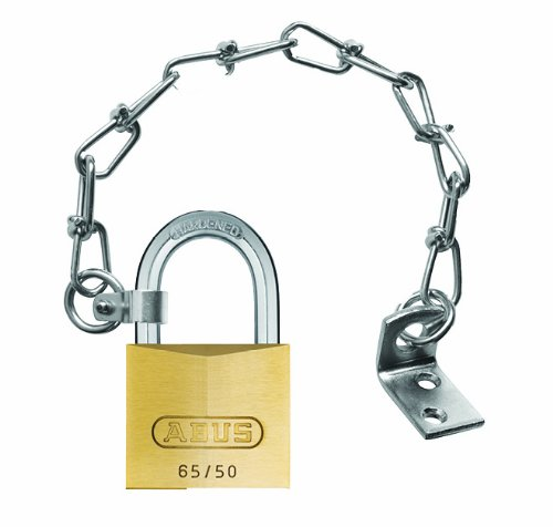 ABUS BKW Chain Attachment Set for 30/ 50mm Padlock