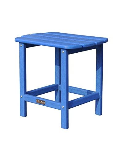 Panama Jack Adirondack End Table, Blue