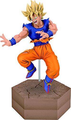Dragonball Dragon ball DXF Fighting Combination Vol 6 Son Goku Super Saiyan 2 SSJ2 Originale Banpresto