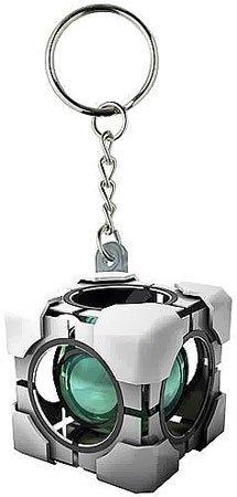 Crowded Coop - Porte Clé Portal 2 - Refracting Box - 4cm - 0738435490348