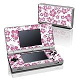 【メール便発送送料180円】ニンテンドーDS Lite用保護シール【Pink Hibiscus】