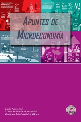 Apuntes de microeconomía: Grado en Finanzas y Contabilidad