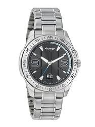 Titan Analog Grey Dial Mens Watch - 1587SM05