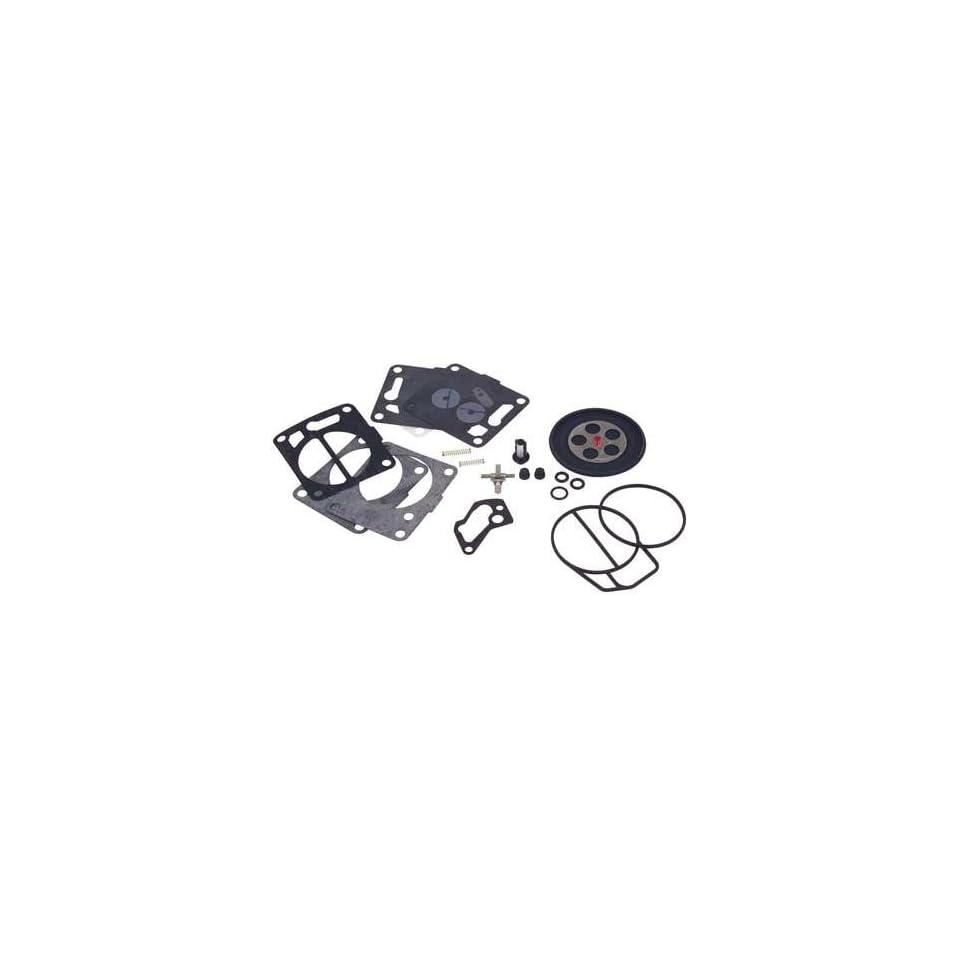 WSM Mikuni SBN i Series Carburetor Rebuild Kit 006 351 on