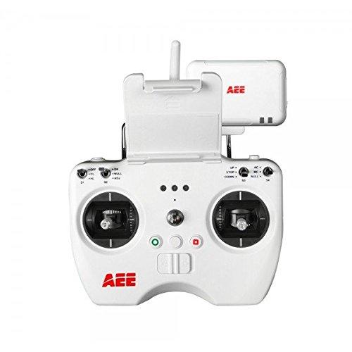 AEE-AP11-Quadrocopter-RTF-Drohne-mit-3-Achsen-Gimbal-Go-Pro-Kameras-GPS-Follow-Me-Akku-Ladegert-und-24-GHz-Fernsteuerung-Fahrzeuge-wei