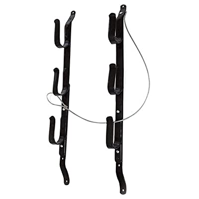 Allen Company Three Gun Locking Gun Rack