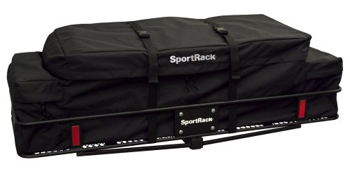 Sportrack Cargo Basket Sportrack A21120b Hitch Basket