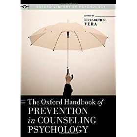 Learn more about the book, The Oxford Handbook of Prevention in Counseling Psychology