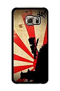 Caseque Go Japan Back Shell Case Cover for Samsung Galaxy S6 Edge