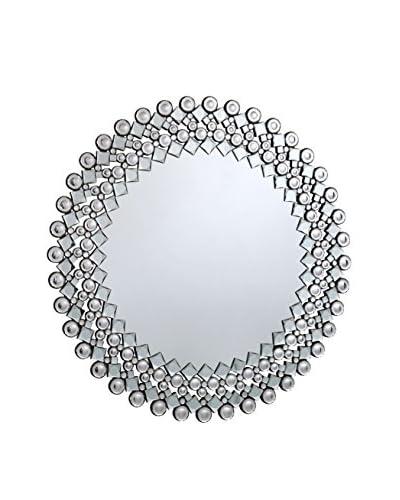 Modern Crystal Mirror
