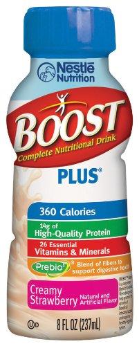 Boostez boissons plus nutritive de l'énergie, de
