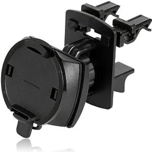 Wicked Chili Lüftungshalterung für Navigon Navigationsgeräte (Vent mount, Made in Germany, schwarz)