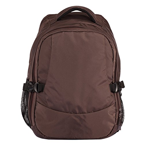 Damero Travel Backpack Diaper Bag (Coffee)