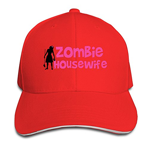 Zombie Housewives Adjustable Sandwich Peak Baseball Cap Hat
