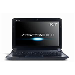 Acer AO532h-2326 10.1-Inch Netbook - Up to 10 Hours of Battery Life