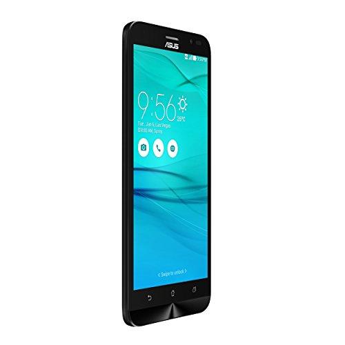 Asus ZenFone Go Smartphone da 32 GB, Dual SIM, Nero [Italia]