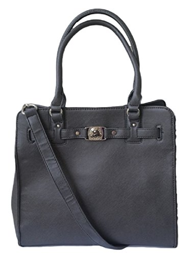 Marc Fisher Day by Day Belted Tote Bag Handbag (Marc Fisher Day By Day Bag compare prices)