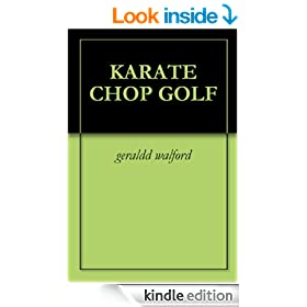 KARATE CHOP GOLF