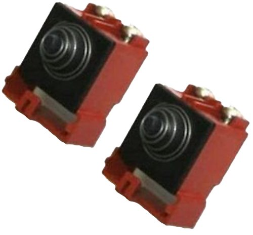 Dewalt D28110 Angle Grinder Replacement Switch (2 Pack) # 641889-00Sv-2Pk front-570739