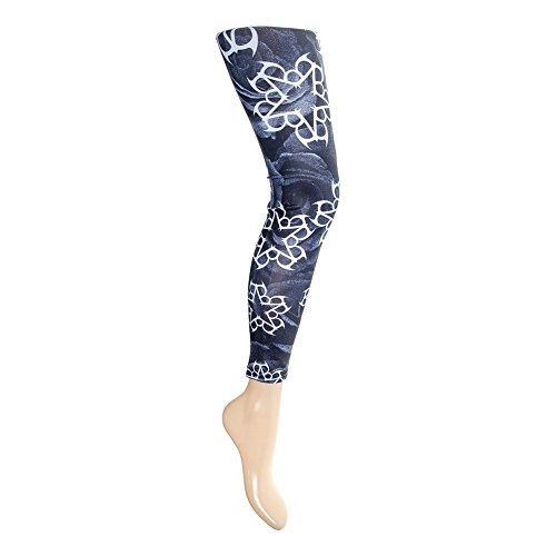 Black Veil Brides -  Leggings  - Donna nero Large