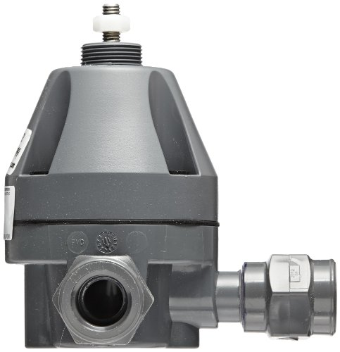 Relief Valve Piping : Gf piping systems pvc pressure relief valve epdm seat