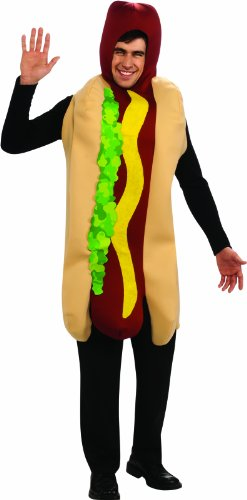 Rubie's Costume Hot Dog Adult Humor Costume
