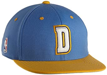 NBA Denver Nuggets Authentic On-Court Cap - Tv12Z by adidas
