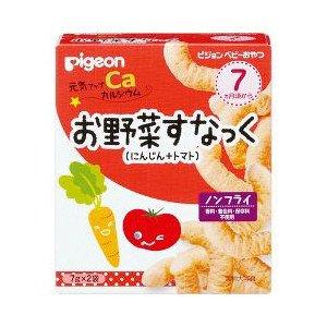 元気アップCaお野菜すなっくにんじん+トマト 1個