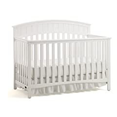 Graco Charleston Non-Drop Classic Crib