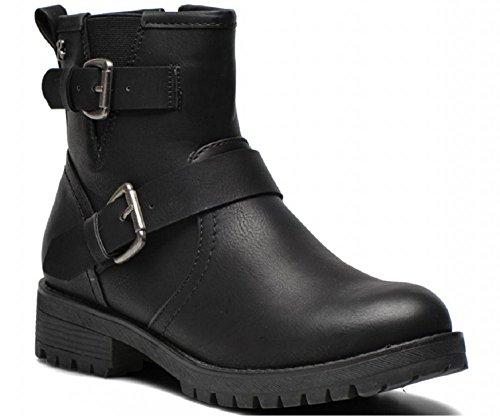 Refresh Women Winter Boots 61616, Größe:40;Farbe:black