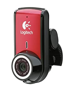 Logitech 720p Webcam C905 (Red)