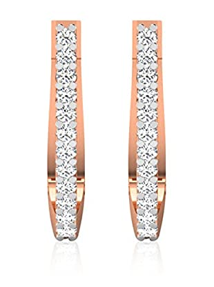 Friendly Diamonds Pendientes FDT11516R Oro Rosa