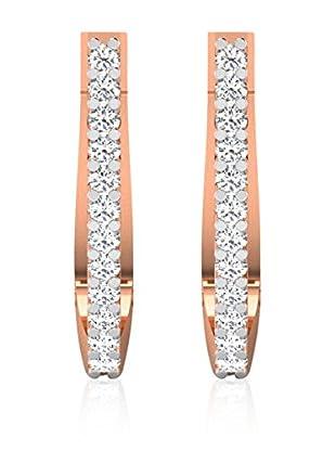 Friendly Diamonds Pendientes FDT11516R Oro Rosa