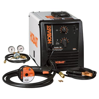 Hobart 500554 Handler 190 Wire Feed Welder