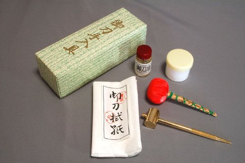 Samurai sword - imitation sword maintenance tool (without entering mekugi) [Toy & Hobby]