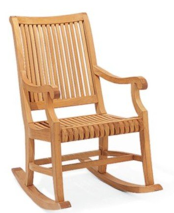 Where to buy New Grade A Teak Rocker / Rocking Arm Chair [Click to see ...