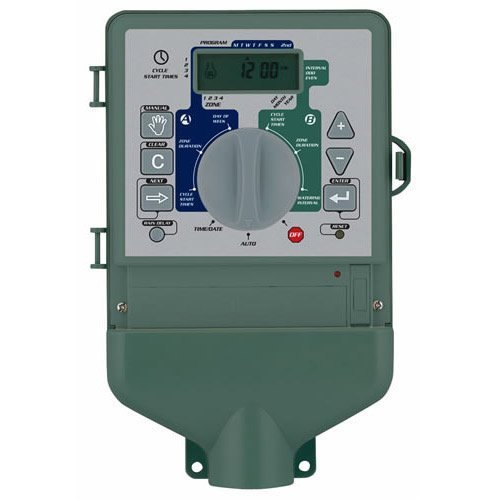 Orbit Sprinkler System 4-Station Indoor Mounted Super Dial Sprinkler System Control Timer 57964 (Orbit Sprinkler Timer 4 Station compare prices)