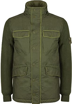 stone island ghost jacket military green xl clothing. Black Bedroom Furniture Sets. Home Design Ideas