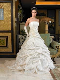 Lady Roi Bridals Gown. Stye No.: 8488 (Another style