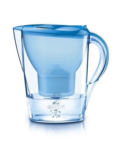 BRITA Marella Cool Ice Blue Water Filter Jug