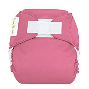 bumGenius! 4.0 Hook & Loop One-Size Cloth Diaper (Zinna)