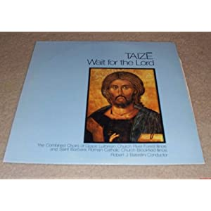 Amazon.com: Taize (Wait for the Lord): The Combined Choirs