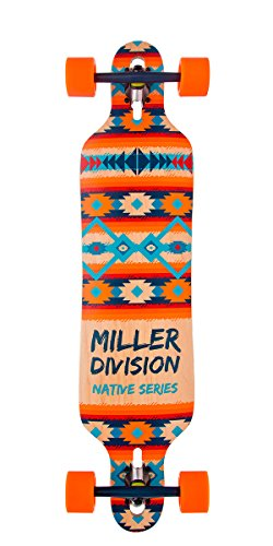 Miller Skateboards Longboard Native 38 Zoll, S01LB0010