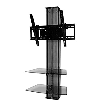 "TV ""Oviedo"" Mounting Rack Black"