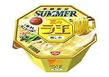日清 夏のラ王 鶏しお 108g×12個