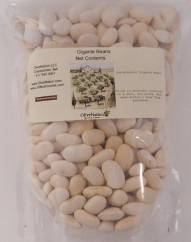 Gigante Bean 5 Lbs By Olivenation