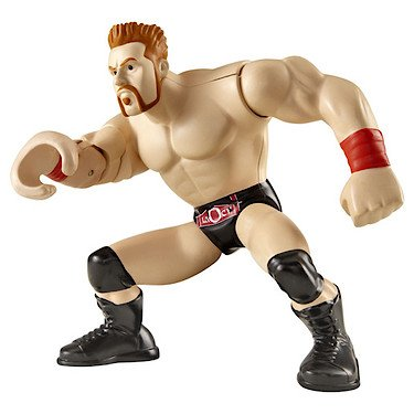 WWE Power Slammers Sheamus Figure